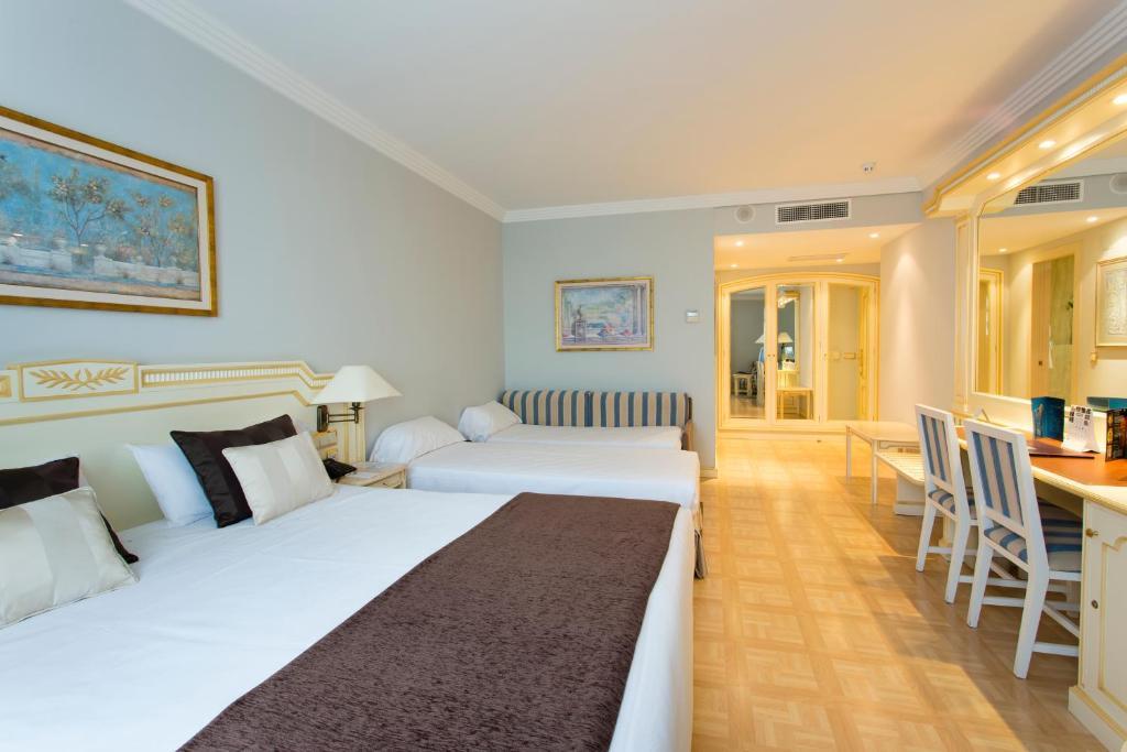 Vp jard n metropolitano r servation gratuite sur viamichelin for Hotel familiar en pilar