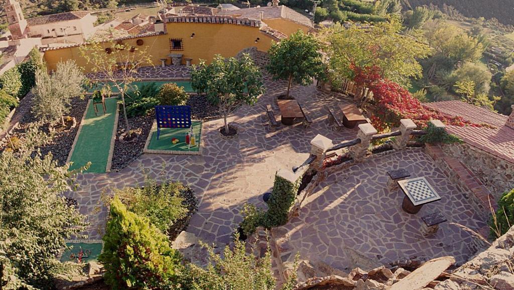 Casa Rural La Terraza Rental Huérmeda