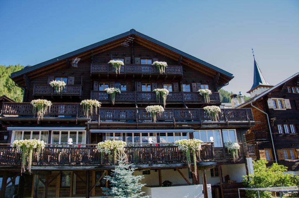 Hotel Restaurant Saint Luc Suisse