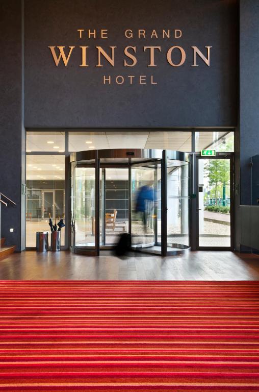 Grand Winston Hotel Rijswijk