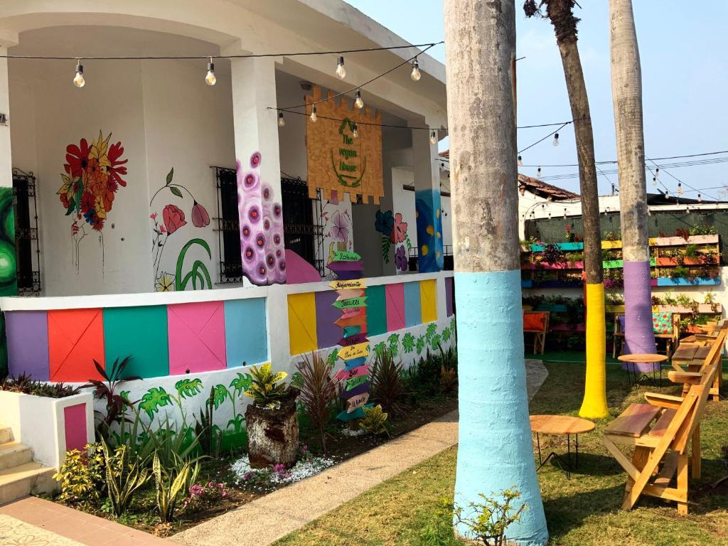 The Vegan Casa Casa Rurale Barranquilla