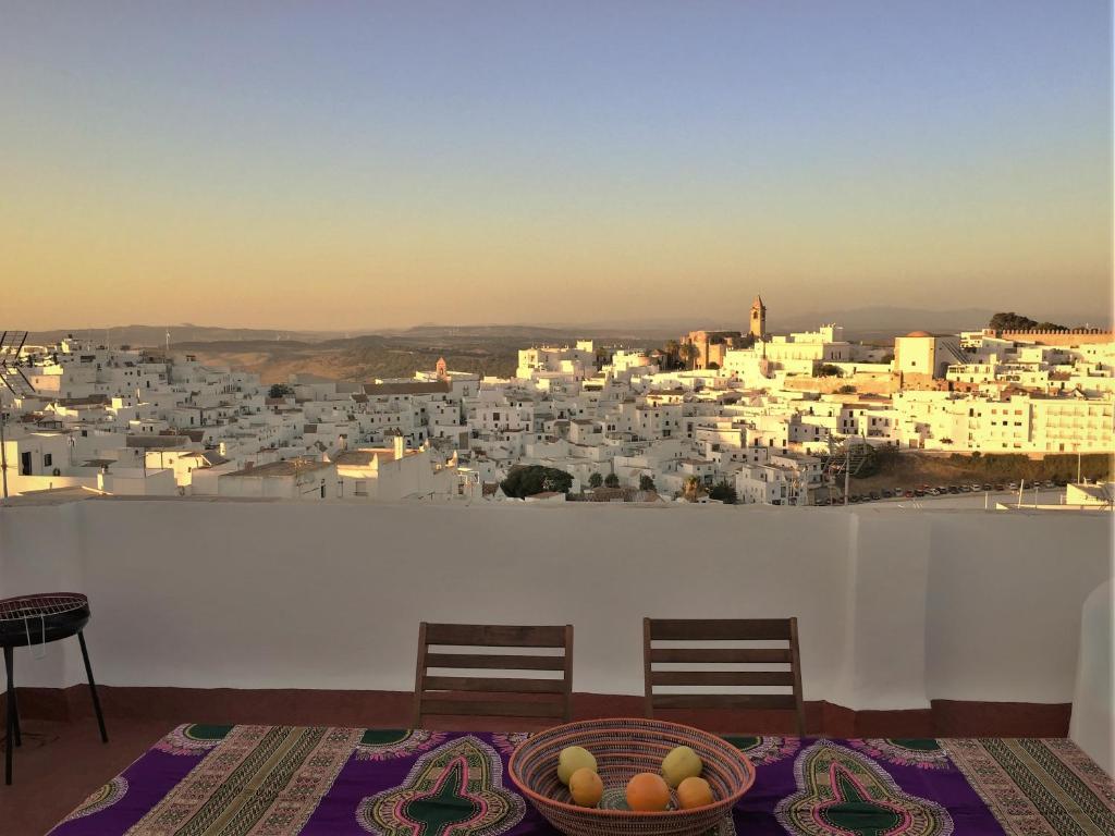 Casa Molinero Con Encanto Y Maravillosa Terraza Con Vistas