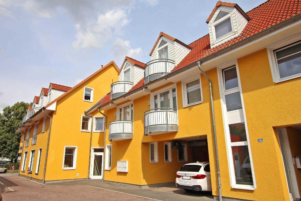 Hotelek Neubrandenburg - online foglalás