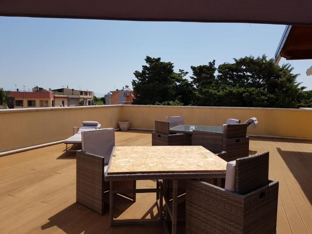 La Terrazza Di Zia Betti Apartment Cagliari