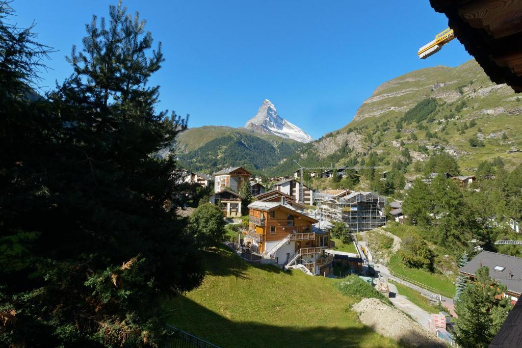 Chalet kisseye r servation gratuite sur viamichelin for Piscine zermatt