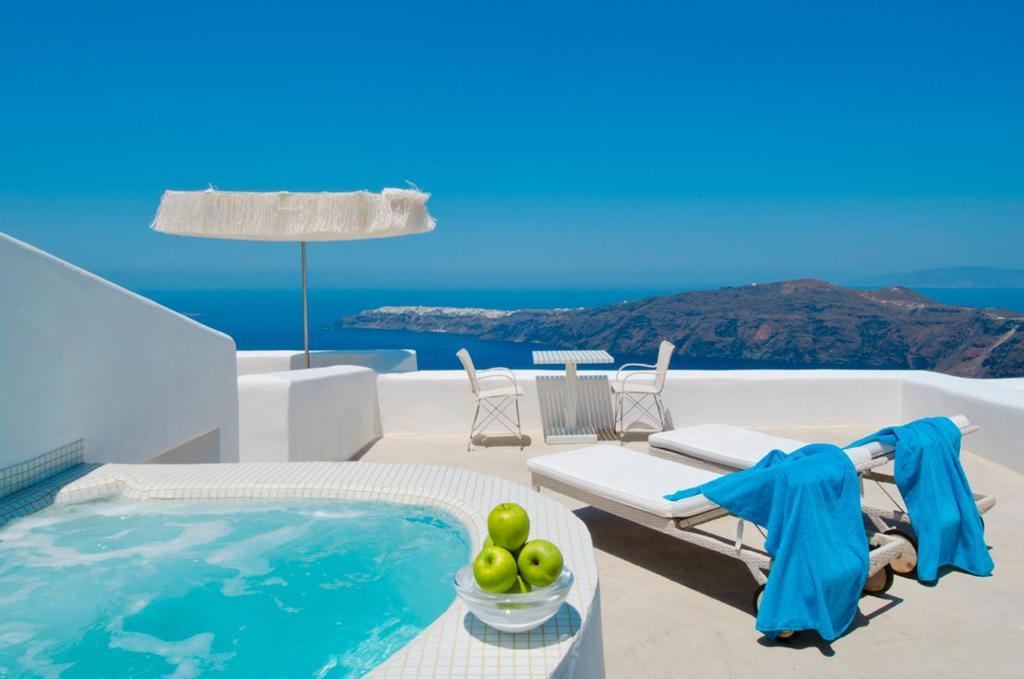 Hotel White Santorini Suites Spa Imerivigli