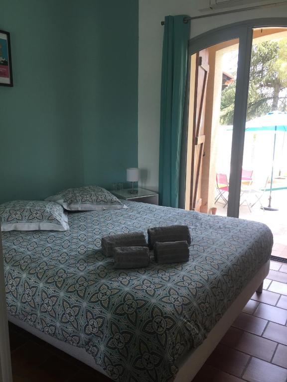 Maison d\'hôtes naturiste Villa PaulAna, Gästezimmer Le Cap d ...