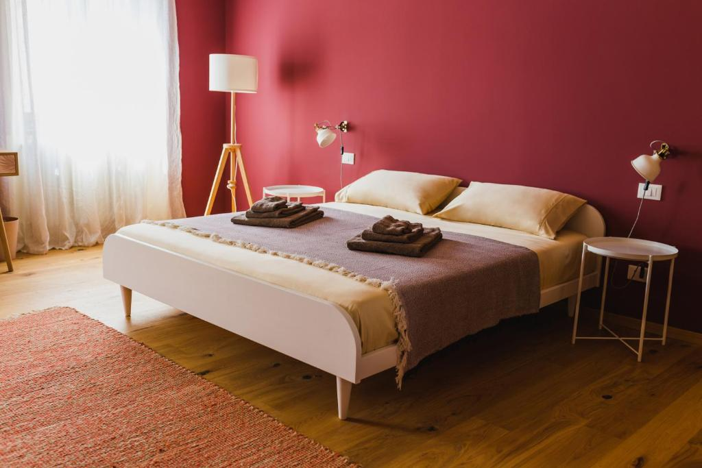 Letto Matrimoniale A Trieste.B B Adelaide Bed Breakfast Trieste
