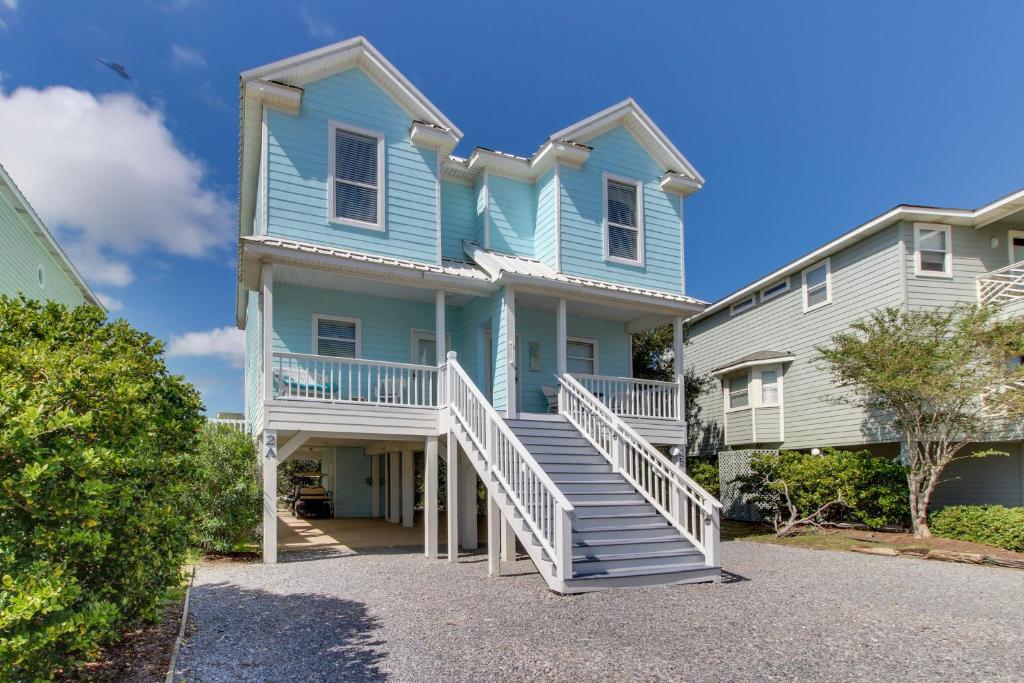 Blue Beach House Gulf Ss