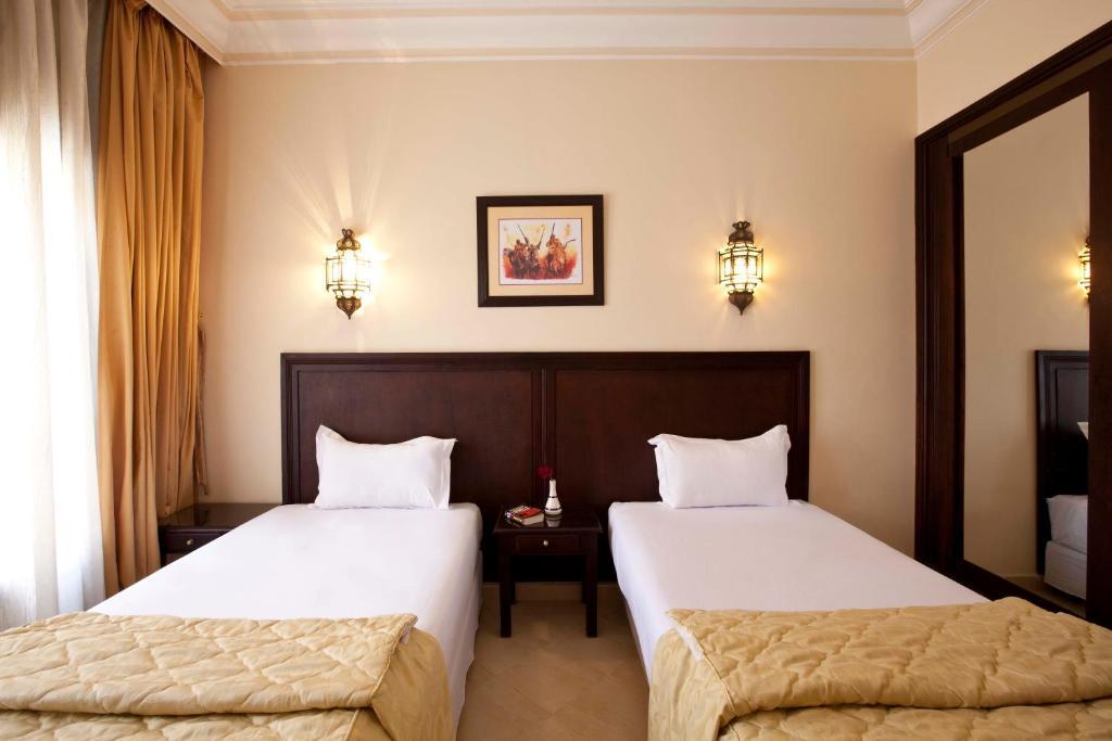 Mogador menzah appart h tel r servation gratuite sur for Reservation appart hotel