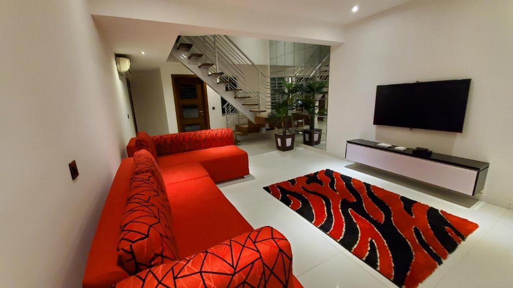 2 Bedroom Luxury Condo In Richmond Gate Estate Apartment Lagos