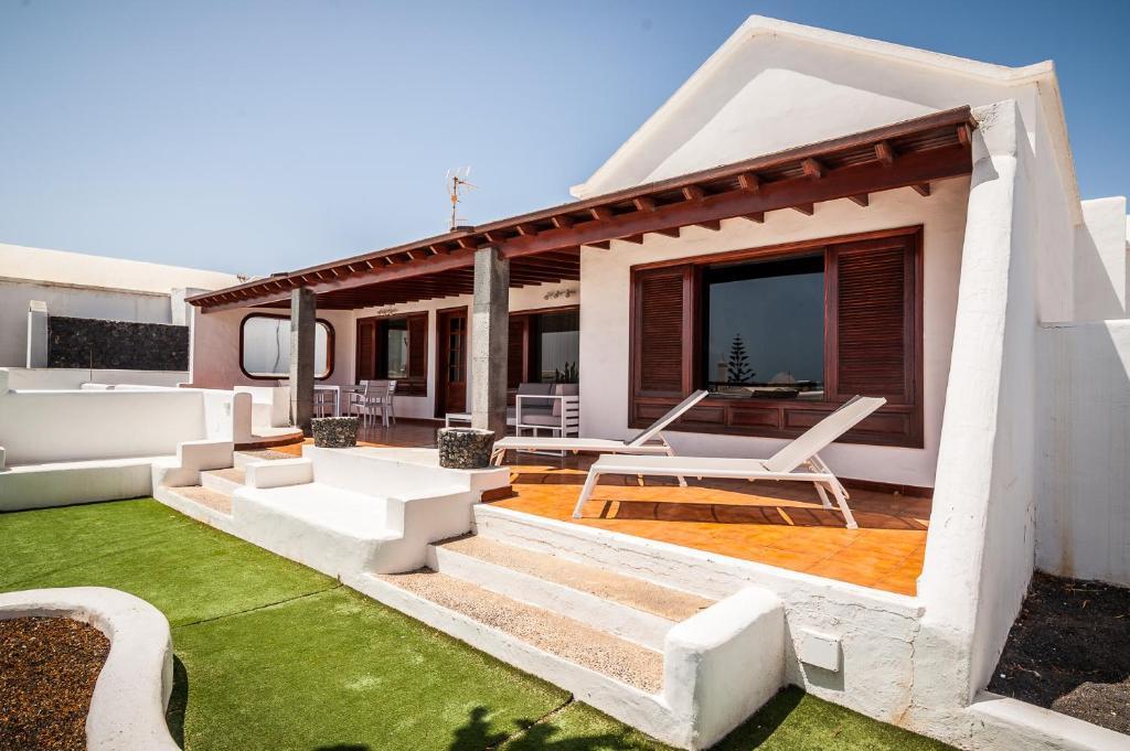 Magnífica Villa Al Lado Del Mar Villa Arrecife