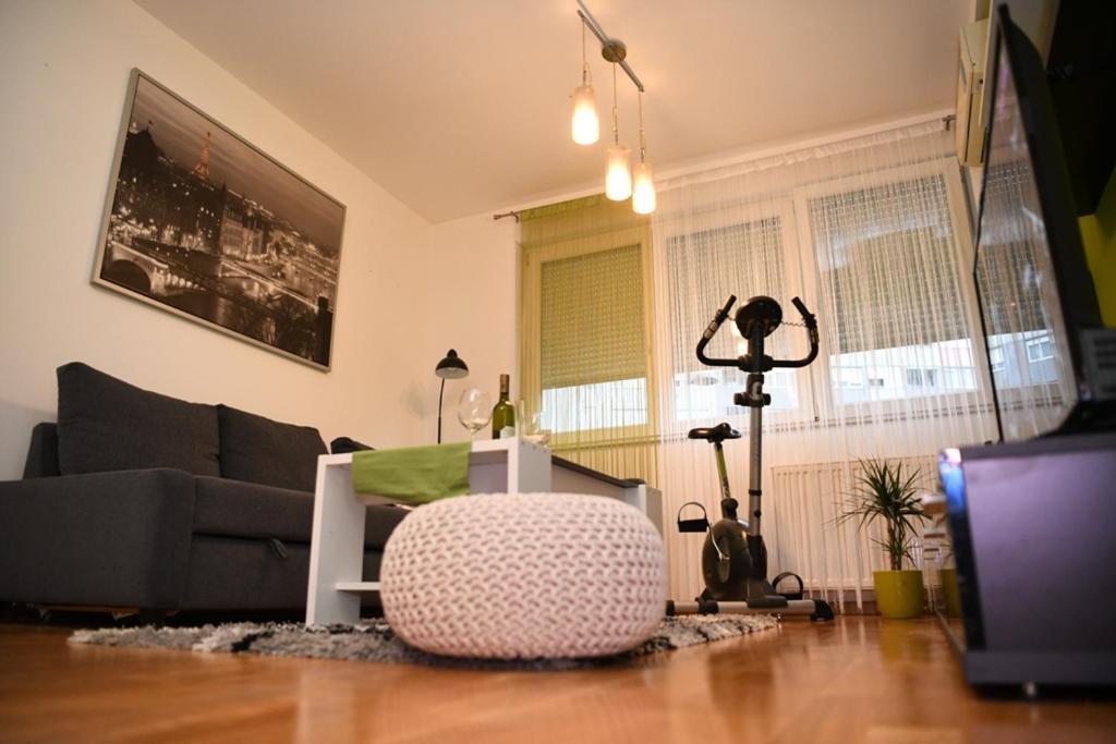 Oaza Green Apartman Arena Zagreb Apartment Zagreb