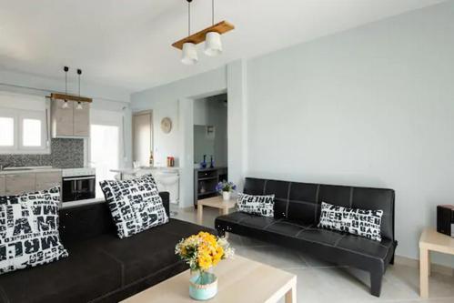Bright Spacious 2 Camere Apartment Appartamento Thessaloniki
