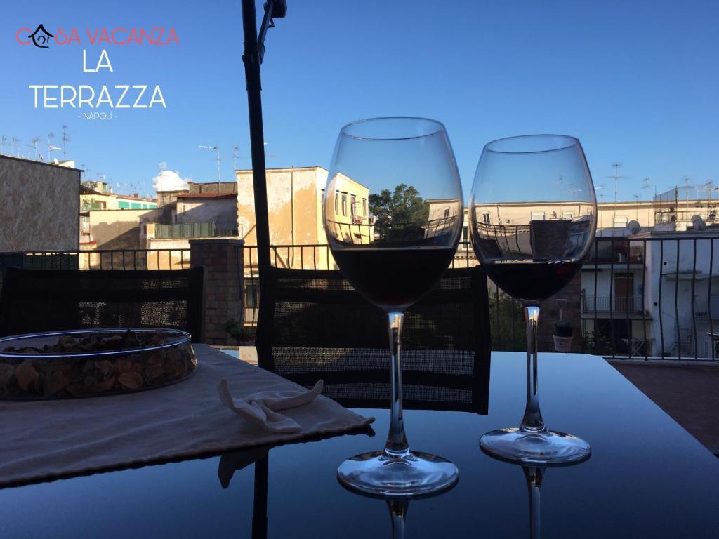La Terrazza Casa Vacanza Apartment Napoli