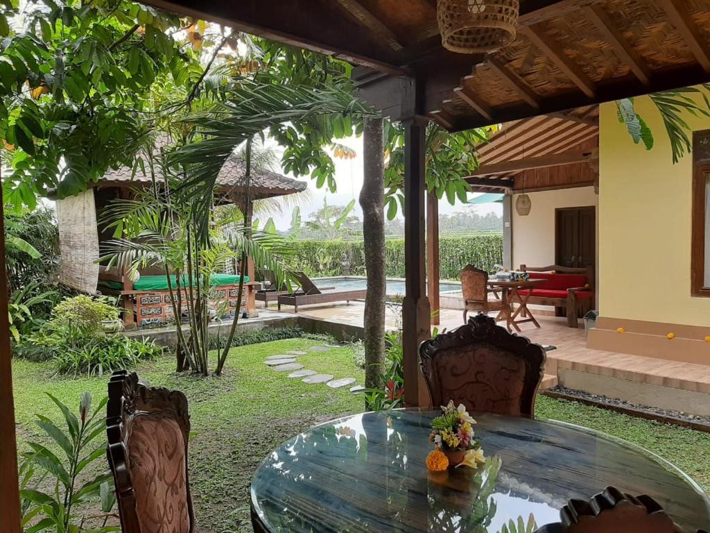 Ubud Rice Field Villa Villa In Ubud Bali Indonesia