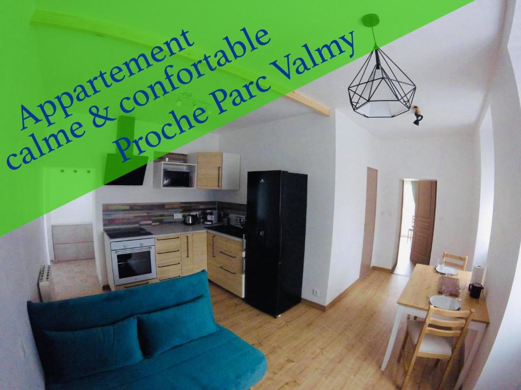 Appartement Proximite Toison D Or Parc Valmy Appartement