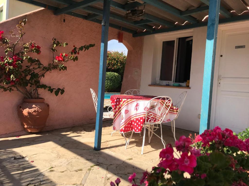 Wohnung Rez de Jardin Villa Cagnes Sur Mer., Wohnung Cagnes ...