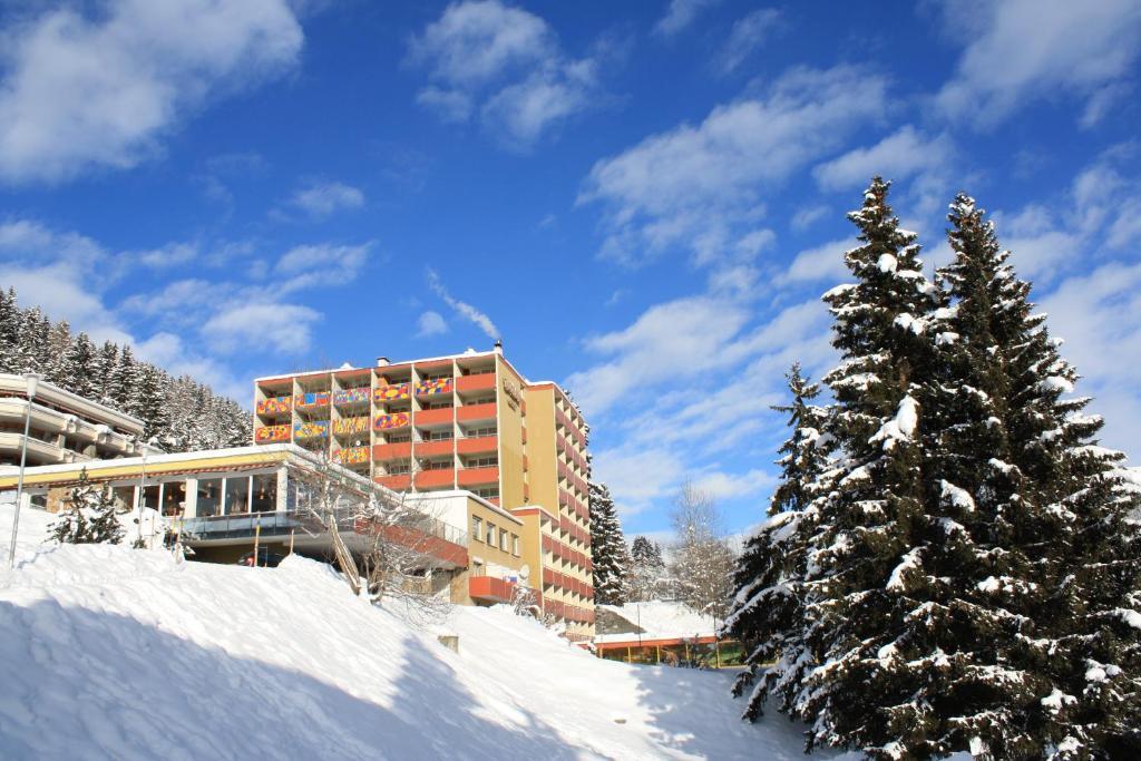 Panorama Hotel Promenade 80 Davos