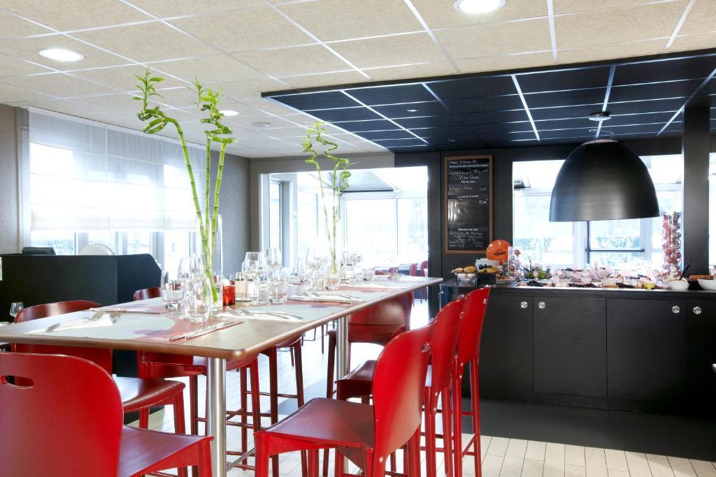 H tel inn design resto novo nantes sainte luce ex for Hotel design nantes