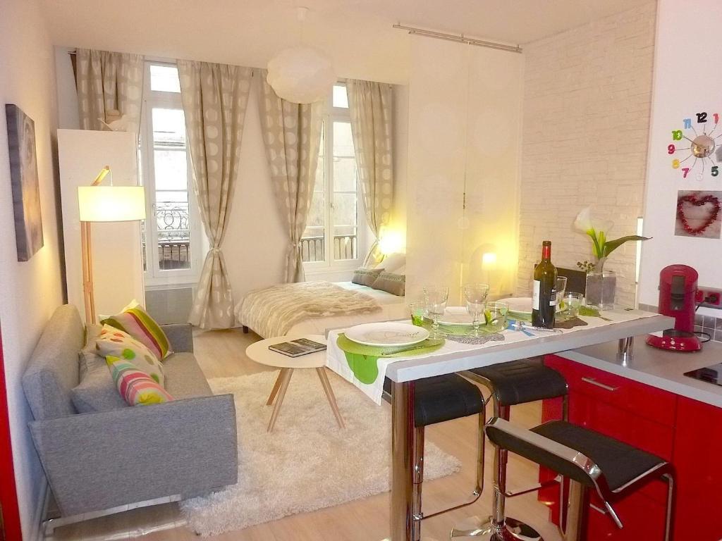 Appartement Princesse Camille - Centre Historique ...