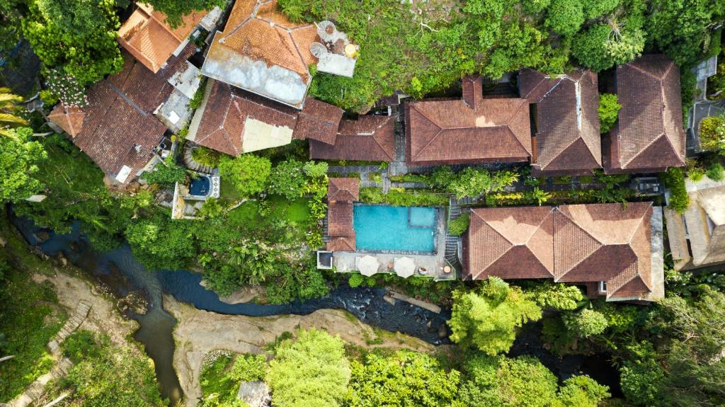Ani S Villas Holiday Parks In Ubud Bali Indonesia