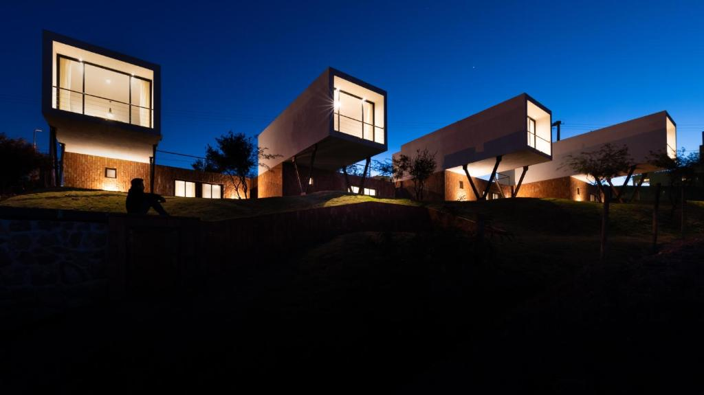 Complejo Los Miradores Casas De Vacaciones Villa Allende