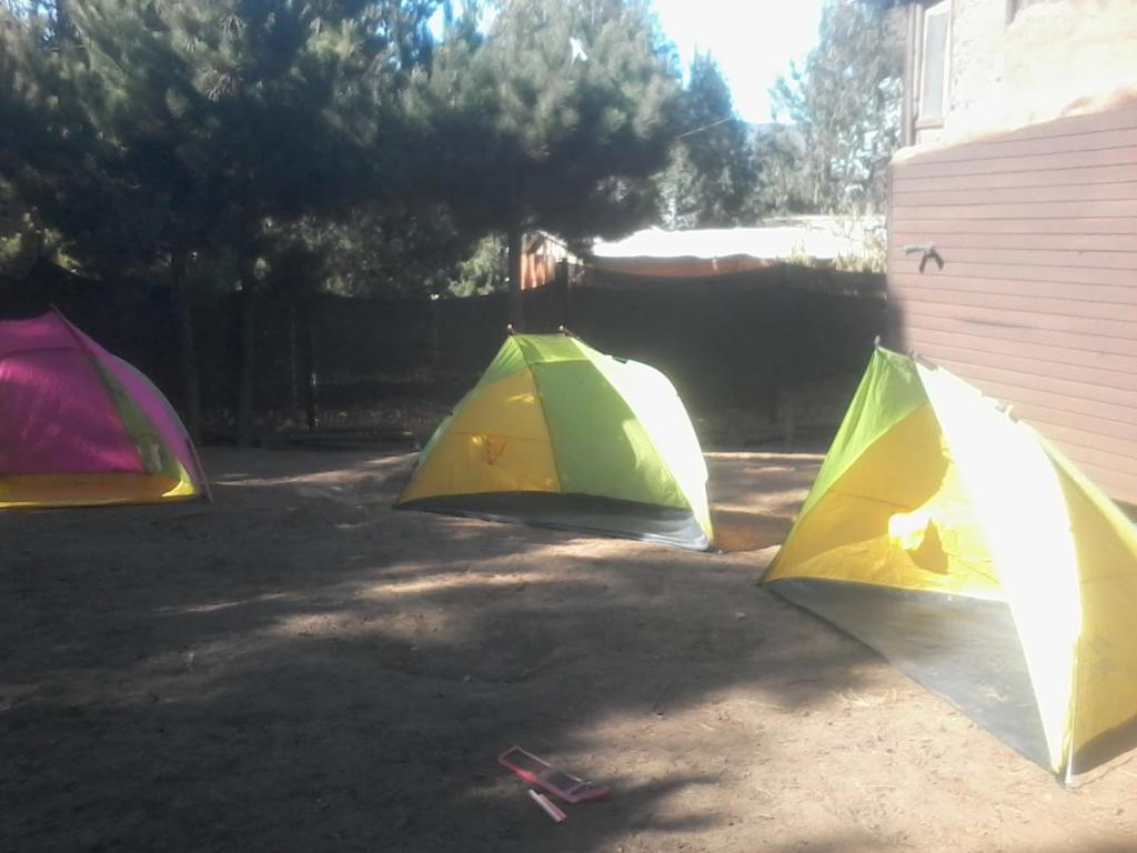 Colors Of Soul Camping Ecologycal Hippie International Site Rental Valparaiso