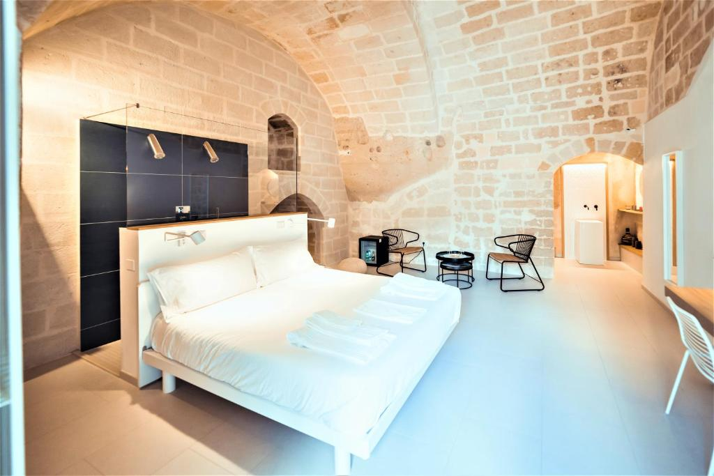Endea Suite Rooms Chambres D Hotes A Matera Basilicate Italie