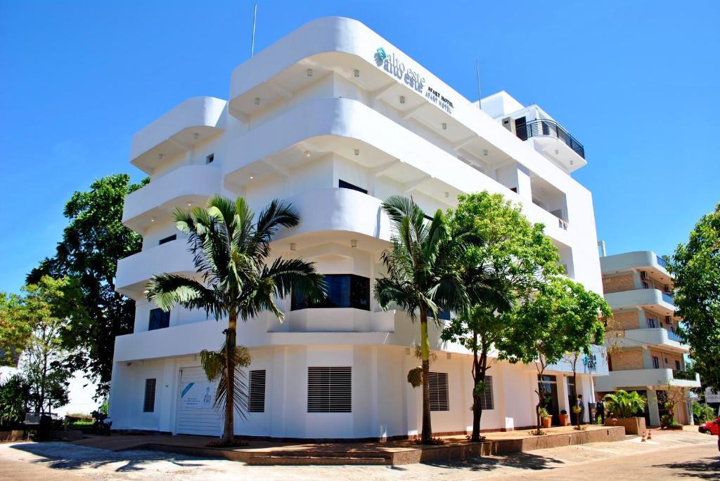 Altoeste apart hotel r servation gratuite sur viamichelin for Appart hotel booking