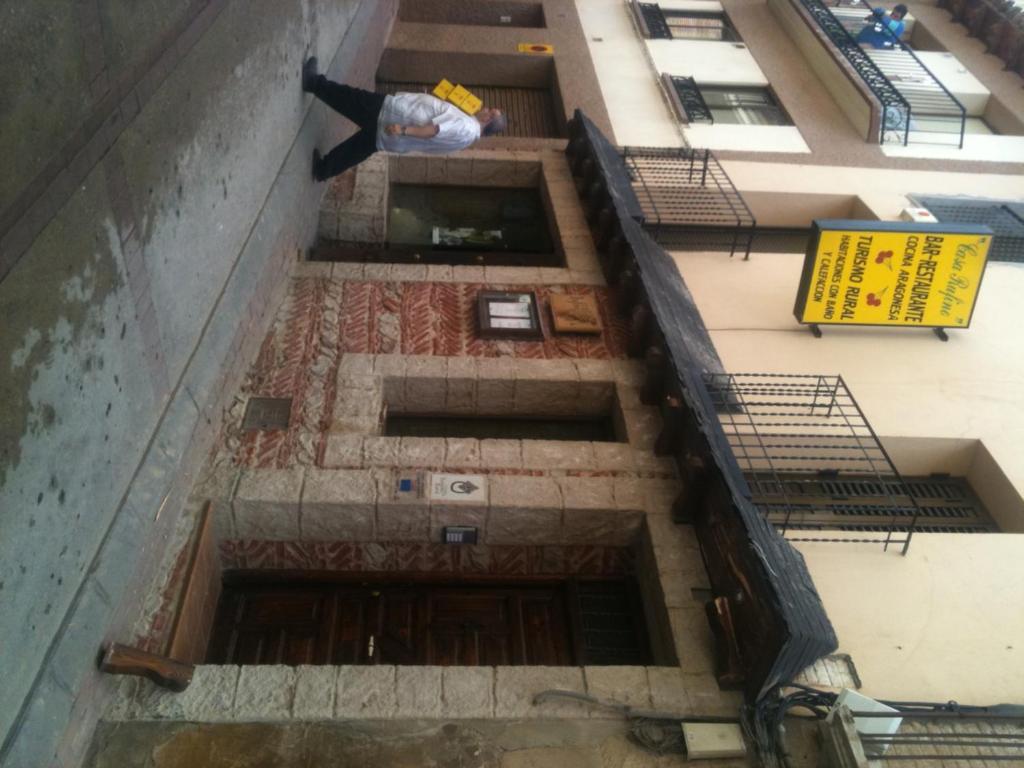 Casa rufino banast s book your hotel with viamichelin - Casa rufino bolea ...