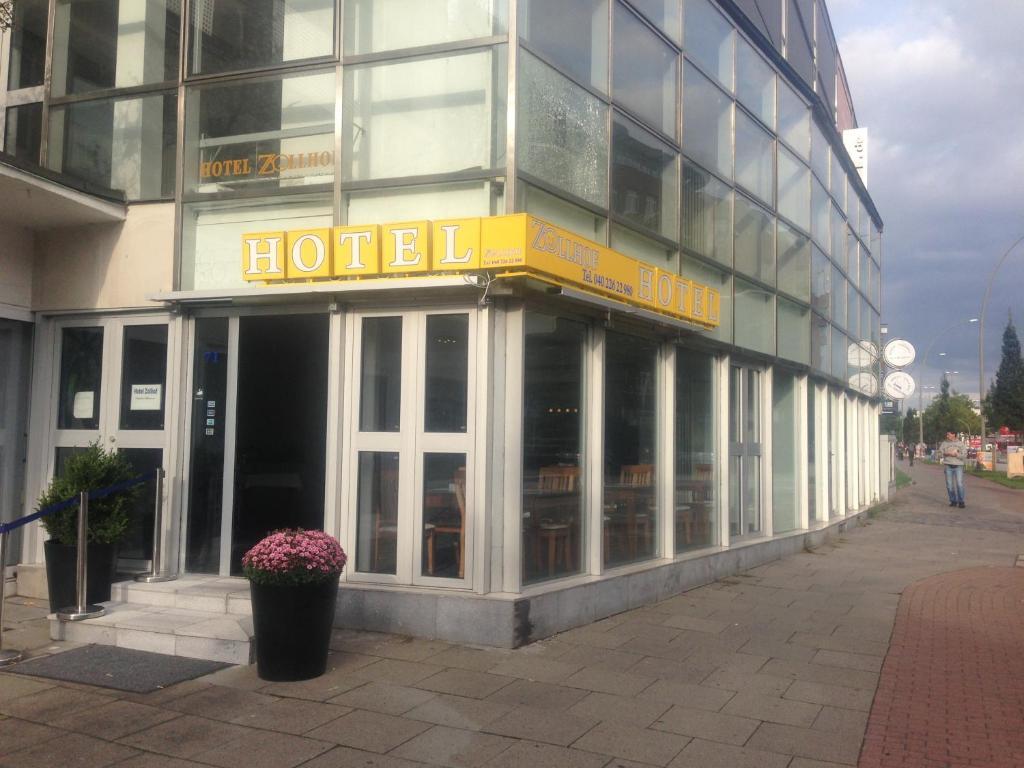 hotel zollhof hamburg informationen und buchungen online viamichelin. Black Bedroom Furniture Sets. Home Design Ideas