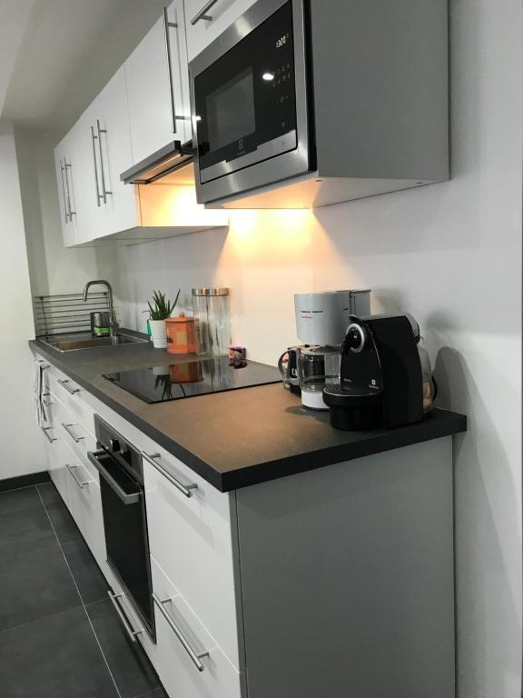 Wohnung agréable et moderne - Rez de chaussée - Blainville ...