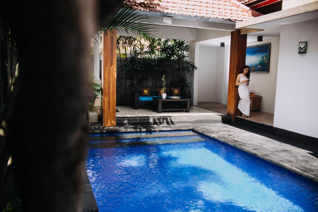 Freddies Villas Ubud Bali Holiday Residences Sukawati