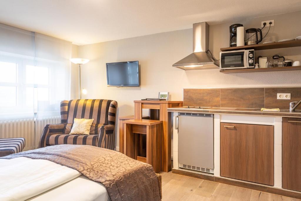 single apartman norderney)