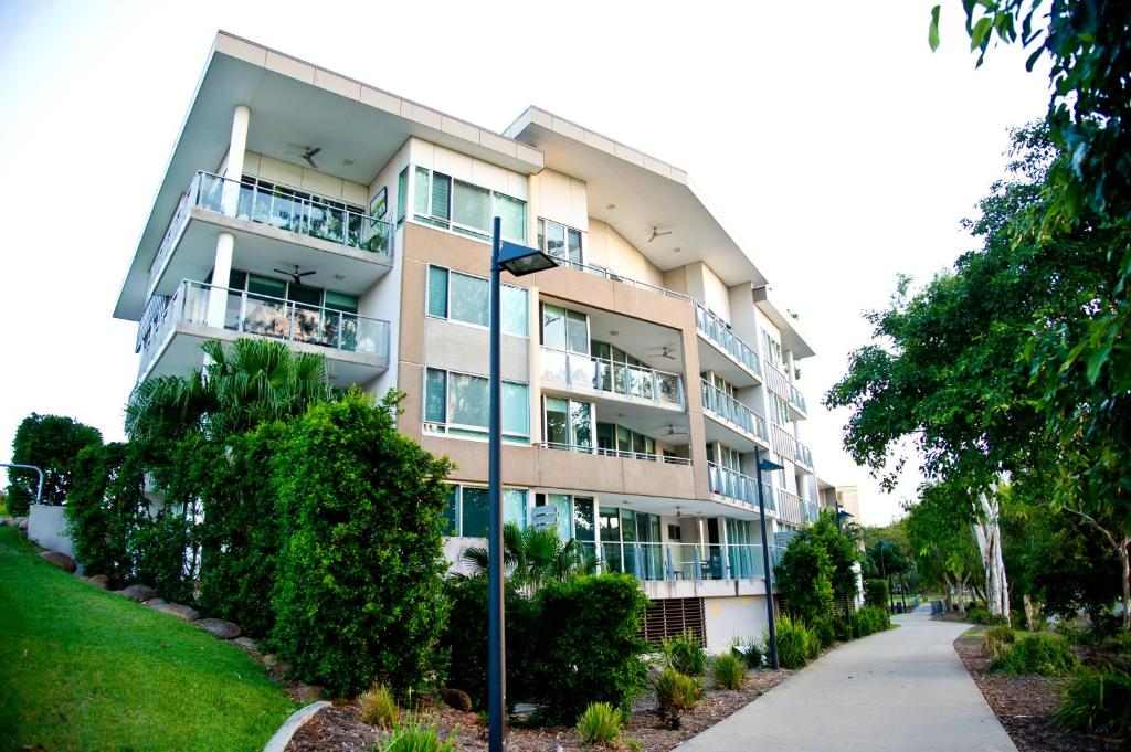 Itara Apartments Appart Hotels Townsville