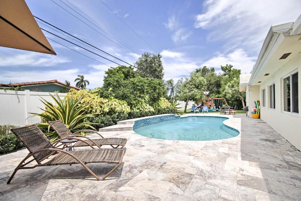 Lightpoint House With Swimming Pool Patio Close To Beach Holiday Home Lighthouse Point