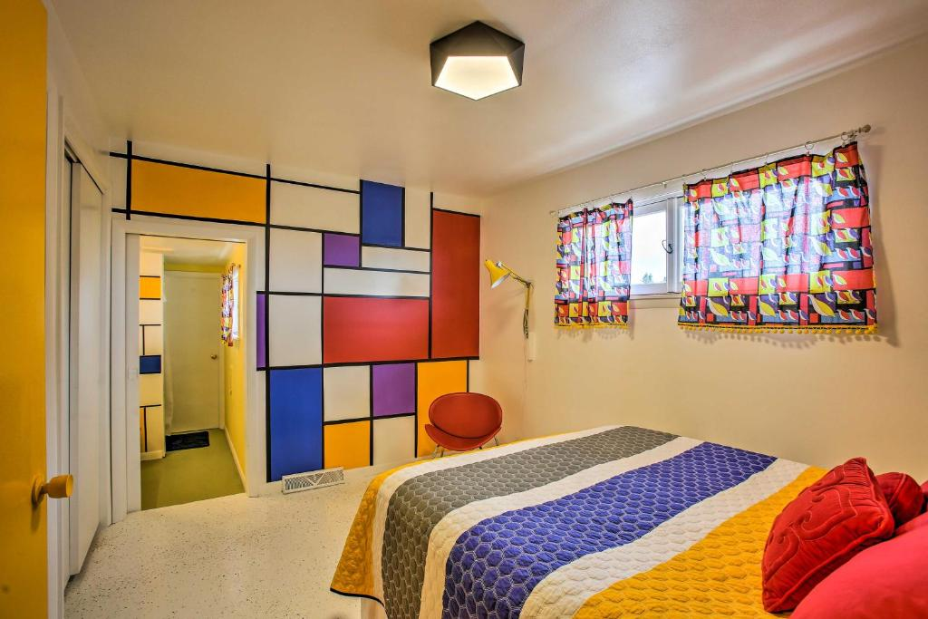 70s Themed Traverse City House With Spa Holiday Home Traverse City
