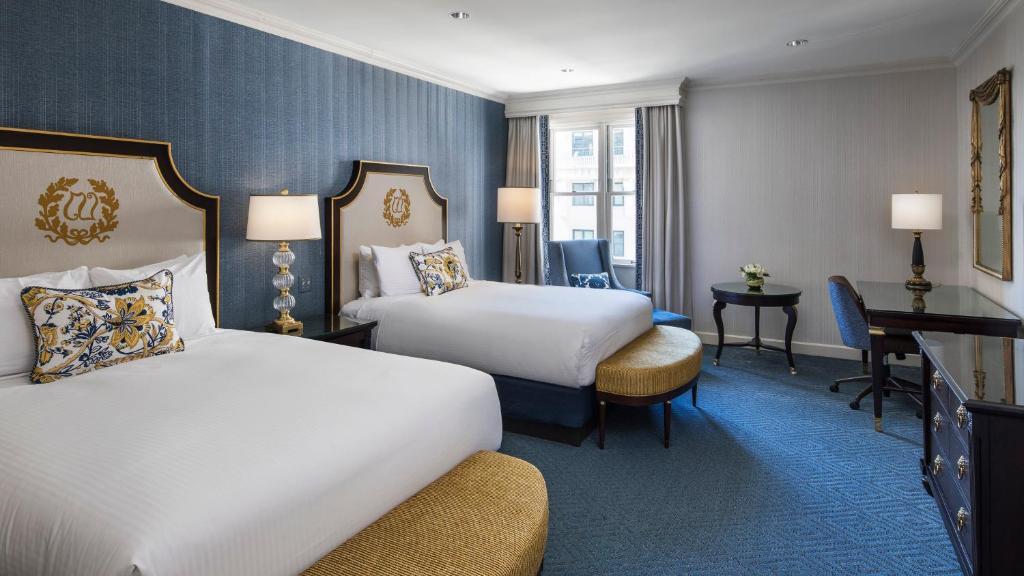 Hotel Willard Intercontinental Washington Washington Dc