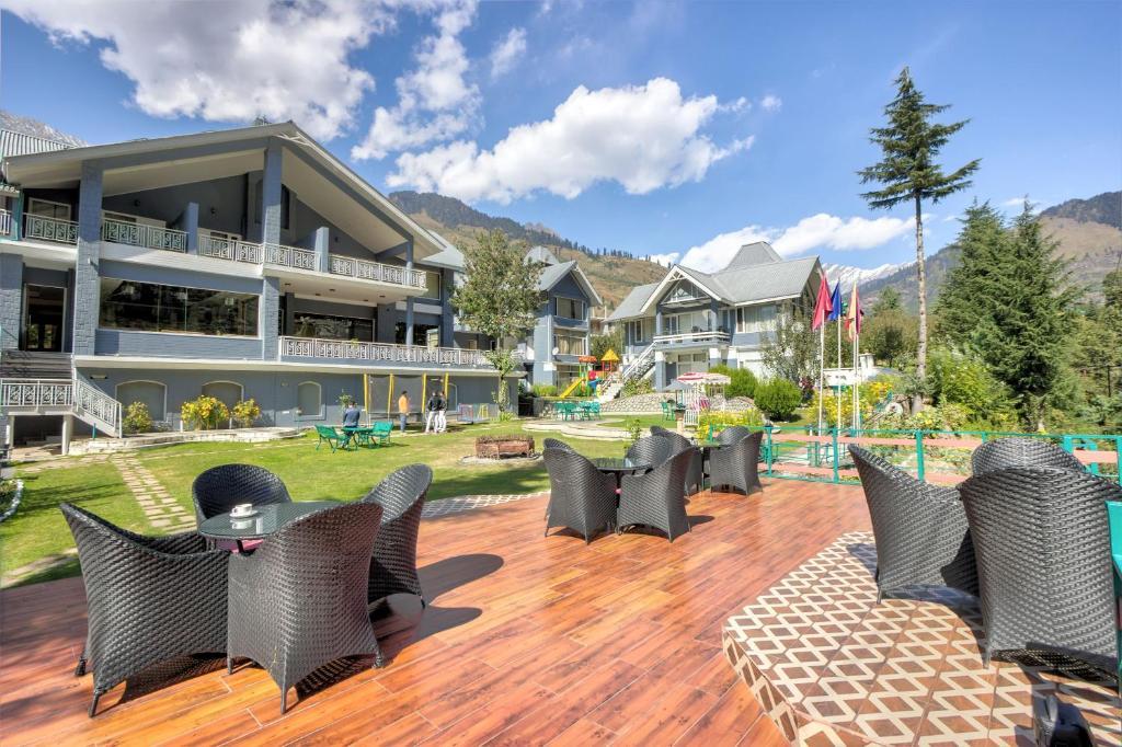 The Highland Park, Holiday residences Manali