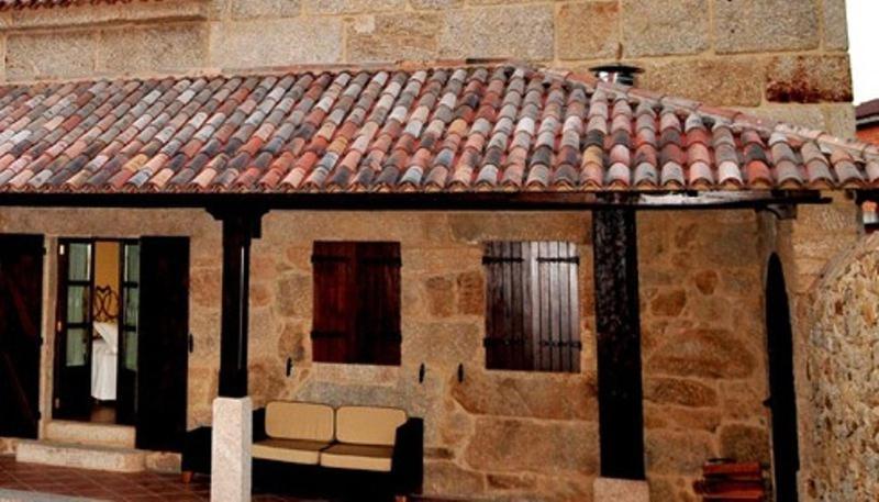 Casa Rural Os Carballos San Antonino Online Booking Viamichelin