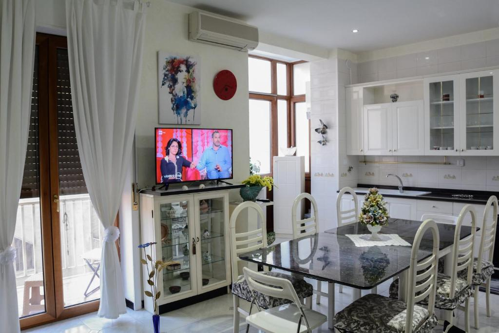 Il Mio Guardaroba Salerno.Residenza Margherita Centralissima Appartamento Salerno