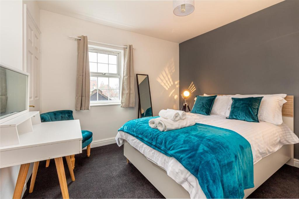 Worcester City Centre New Street C 1 Bed Apartment Apartment Worcester