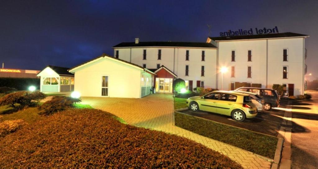 Brit Hotel Essentiel Troyes A U00e9roport - La Chapelle-saint-luc - Online Booking