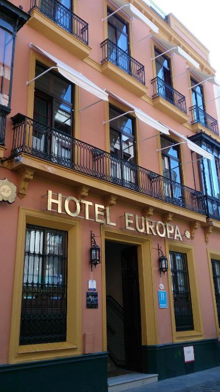 Hotel europa boutique sevilla seville book your hotel for Hotel design seville