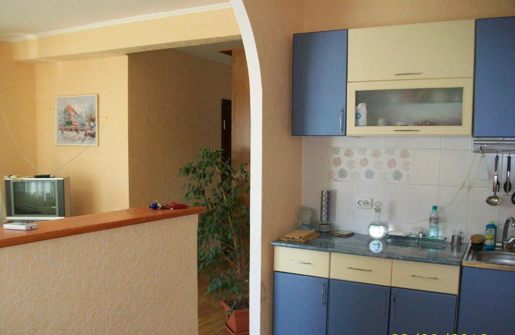 гостиницы в лазаревском со всеми удобствами и кухней