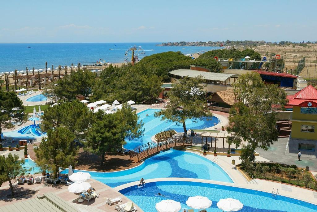 Sueno Hotels Beach Side Holiday Residences Side