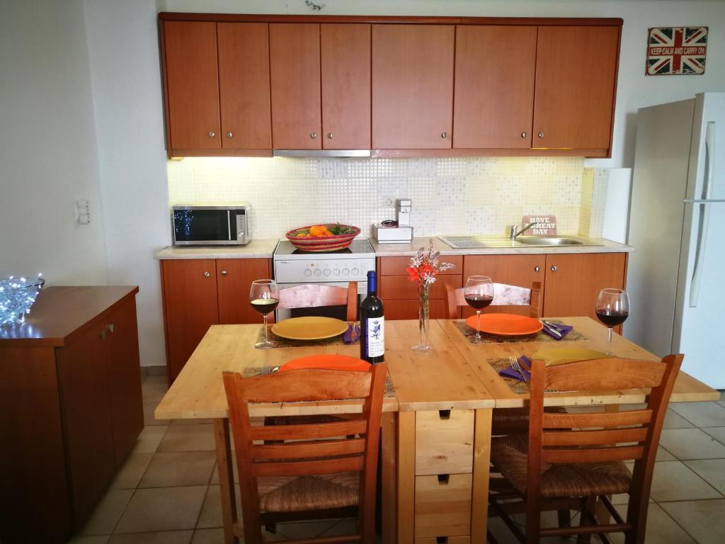 Alekos Beach Houses Roni Apartment Xi