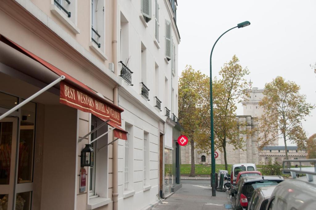 Hotel Vincennes Best Western