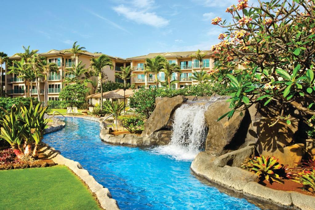 Waipouli Beach Resort And Spa Kauai By